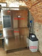 Výrobník kostkového ledu BREMA C300A + BIN 350 + změkčovač vody Watex Ecosoft 20