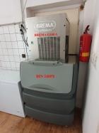 Výrobník ledu BREMA G 160 A + BIN 240 PE