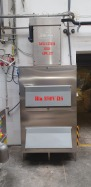 Výrobník ledu BREMA MUSTER 800 SPLIT + BIN 550V DS