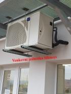 Výrobník šupinového ledu BREMA MUSTER 600 split + BIN 350